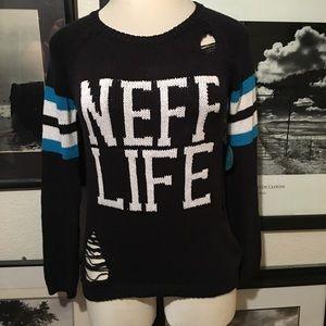Neff sweater new